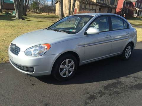 2008 Hyundai Accent for sale at Five Star Auto Group in North Canton OH