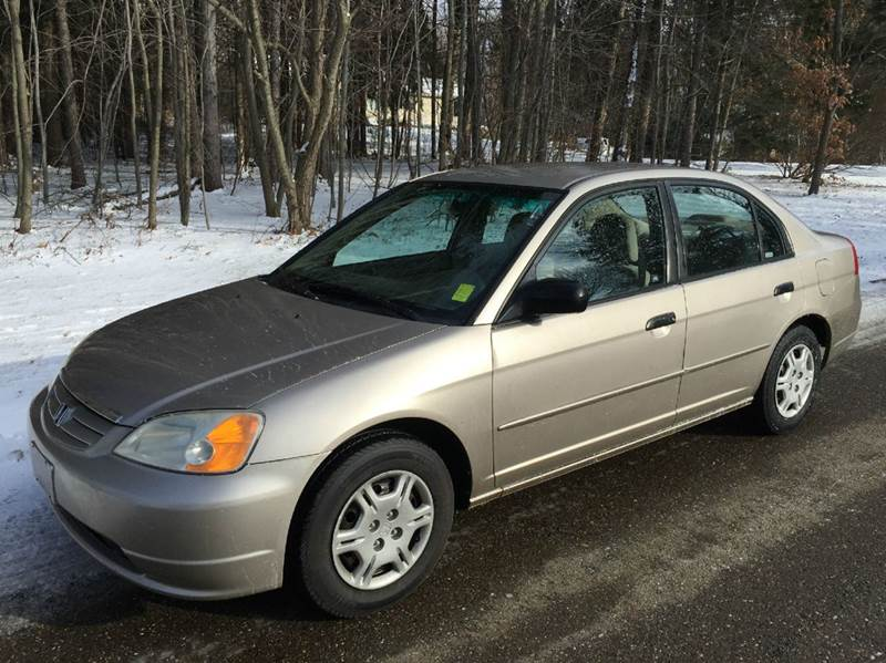 2001 Honda Civic for sale at Five Star Auto Group in North Canton OH