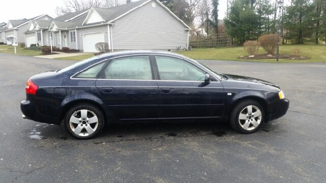 2003 audi a6 3 0 quattro awd 4dr sedan in north canton oh. Black Bedroom Furniture Sets. Home Design Ideas