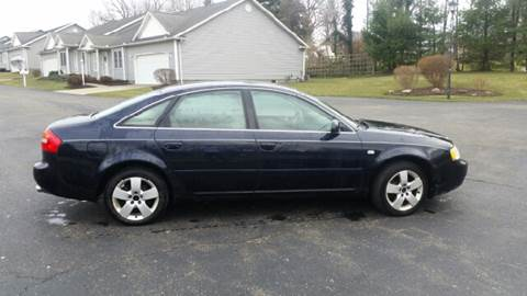 2003 Audi A6 for sale at Five Star Auto Group in North Canton OH