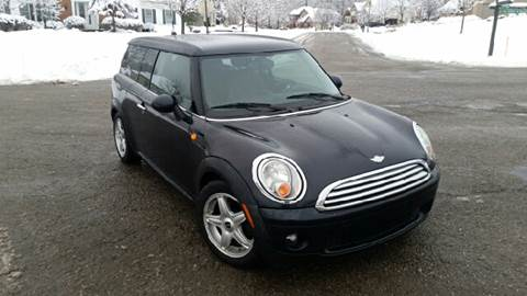 2008 MINI Cooper Clubman for sale at Five Star Auto Group in North Canton OH