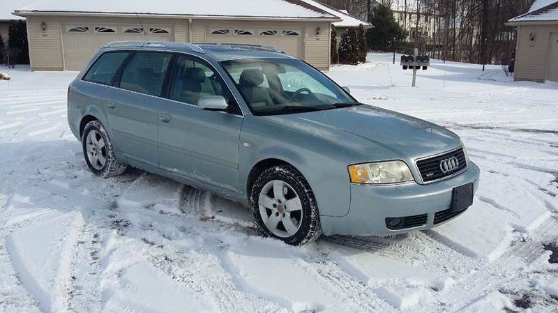 2002 audi a6 awd 3 0 avant quattro 4dr wagon in north canton oh five star auto group. Black Bedroom Furniture Sets. Home Design Ideas