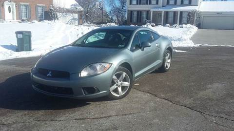 2009 Mitsubishi Eclipse for sale at Five Star Auto Group in North Canton OH