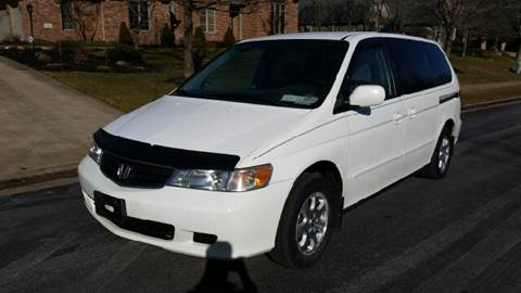 2004 Honda Odyssey for sale at Five Star Auto Group in North Canton OH
