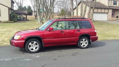 2001 Subaru Forester for sale at Five Star Auto Group in North Canton OH