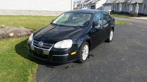 2006 Volkswagen Jetta for sale at Five Star Auto Group in North Canton OH