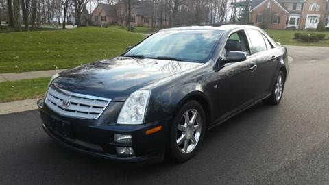 2005 Cadillac STS for sale at Five Star Auto Group in North Canton OH
