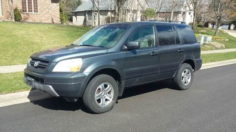 2004 Honda Pilot for sale at Five Star Auto Group in North Canton OH