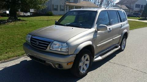 2003 Suzuki XL7 for sale at Five Star Auto Group in North Canton OH