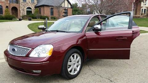 2005 Ford Five Hundred for sale at Five Star Auto Group in North Canton OH