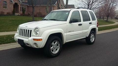 2002 Jeep Liberty for sale at Five Star Auto Group in North Canton OH