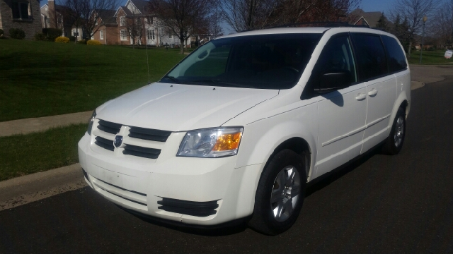 2010 Dodge Grand Caravan for sale at Five Star Auto Group in North Canton OH