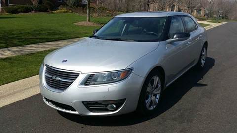 2011 Saab 9-5 for sale at Five Star Auto Group in North Canton OH