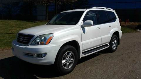 2004 Lexus GX 470 for sale at Five Star Auto Group in North Canton OH