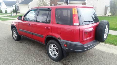 1999 Honda CR-V for sale at Five Star Auto Group in North Canton OH