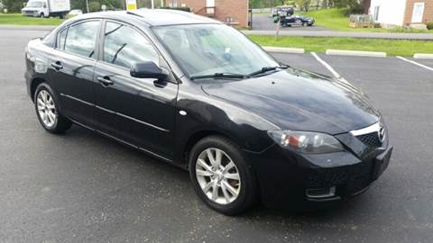 2008 Mazda MAZDA3 for sale at Five Star Auto Group in North Canton OH
