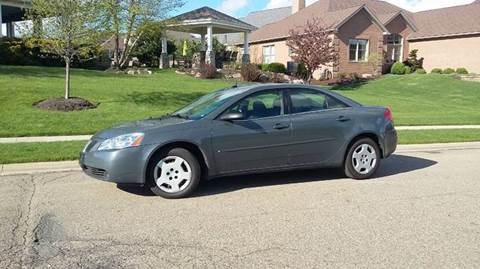 2008 Pontiac G6 for sale at Five Star Auto Group in North Canton OH