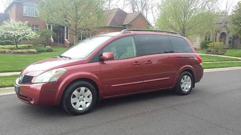 2004 Nissan Quest for sale at Five Star Auto Group in North Canton OH