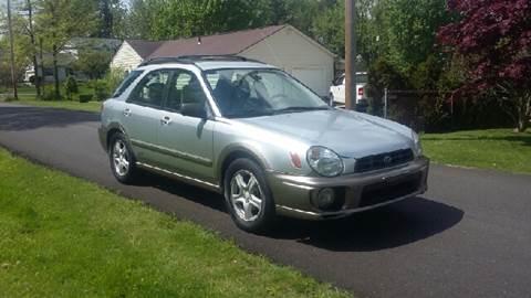 2002 Subaru Impreza for sale at Five Star Auto Group in North Canton OH