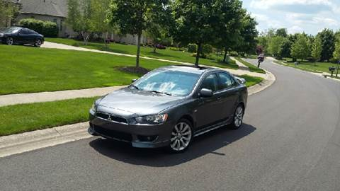 2008 Mitsubishi Lancer for sale at Five Star Auto Group in North Canton OH