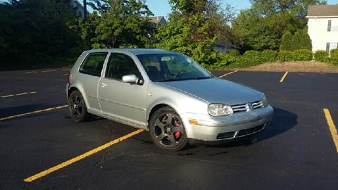 2002 Volkswagen GTI for sale at Five Star Auto Group in North Canton OH