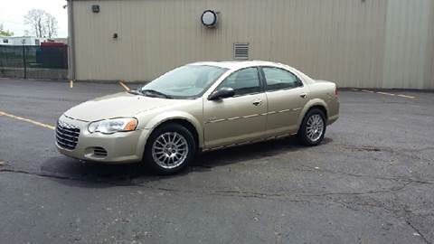 2005 Chrysler Sebring for sale at Five Star Auto Group in North Canton OH