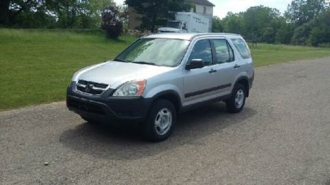 2004 Honda CR-V for sale at Five Star Auto Group in North Canton OH