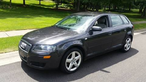 2006 Audi A3 for sale at Five Star Auto Group in North Canton OH