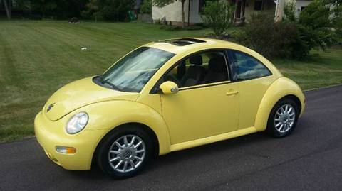 2004 Volkswagen New Beetle for sale at Five Star Auto Group in North Canton OH