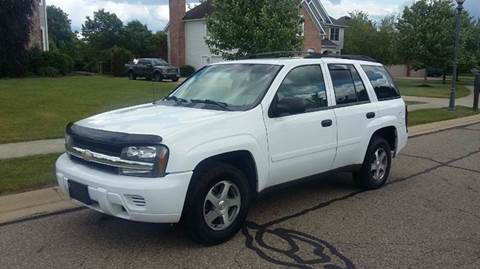 2006 Chevrolet TrailBlazer for sale at Five Star Auto Group in North Canton OH