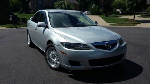 2006 Mazda MAZDA6 for sale at Five Star Auto Group in North Canton OH