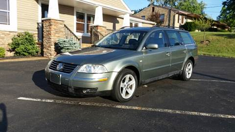 2004 Volkswagen Passat for sale at Five Star Auto Group in North Canton OH