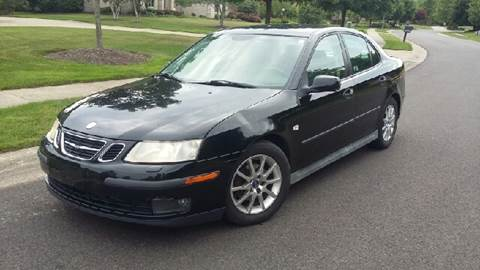 2003 Saab 9-3 for sale at Five Star Auto Group in North Canton OH