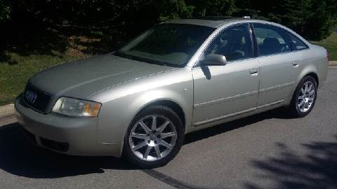2004 Audi A6 for sale at Five Star Auto Group in North Canton OH