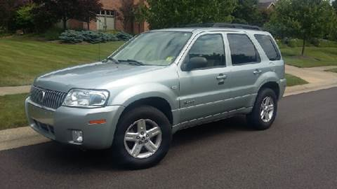 2006 Mercury Mariner Hybrid for sale at Five Star Auto Group in North Canton OH