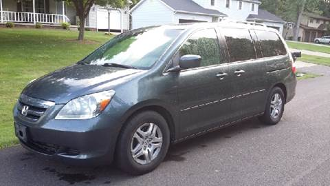 2006 Honda Odyssey for sale at Five Star Auto Group in North Canton OH