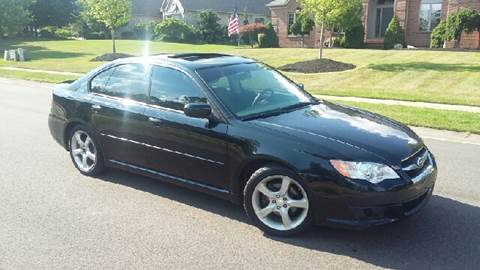 2008 Subaru Legacy for sale at Five Star Auto Group in North Canton OH
