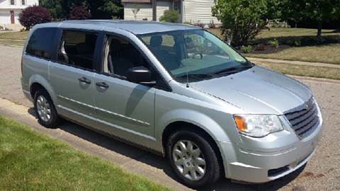 2008 Chrysler Town and Country for sale at Five Star Auto Group in North Canton OH