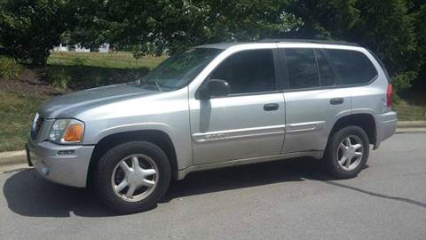 2004 GMC Envoy for sale at Five Star Auto Group in North Canton OH