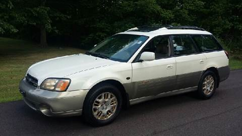 2001 Subaru Outback for sale at Five Star Auto Group in North Canton OH