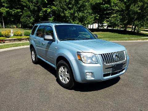 2008 Mercury Mariner for sale at Five Star Auto Group in North Canton OH