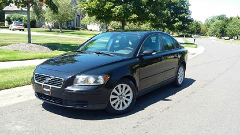 2005 Volvo S40 for sale at Five Star Auto Group in North Canton OH