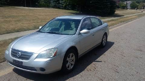 2003 Nissan Altima for sale at Five Star Auto Group in North Canton OH