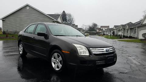 2006 Ford Fusion for sale at Five Star Auto Group in North Canton OH