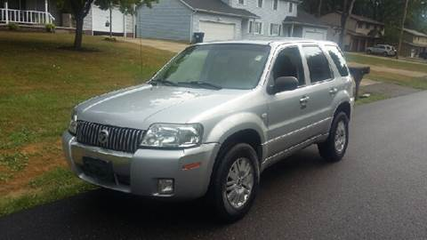 2005 Mercury Mariner for sale at Five Star Auto Group in North Canton OH