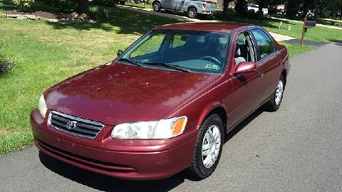 2001 Toyota Camry for sale at Five Star Auto Group in North Canton OH