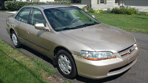 2000 Honda Accord for sale at Five Star Auto Group in North Canton OH