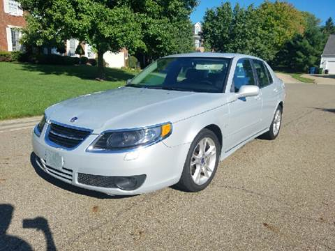 2008 Saab 9-5 for sale at Five Star Auto Group in North Canton OH