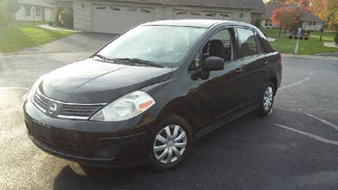 2009 Nissan Versa for sale at Five Star Auto Group in North Canton OH