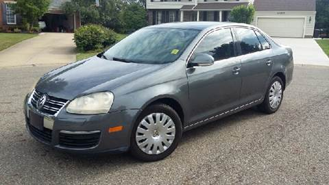 2005 Volkswagen Jetta for sale at Five Star Auto Group in North Canton OH